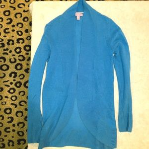 Lily Pulitzer Blue Sweater